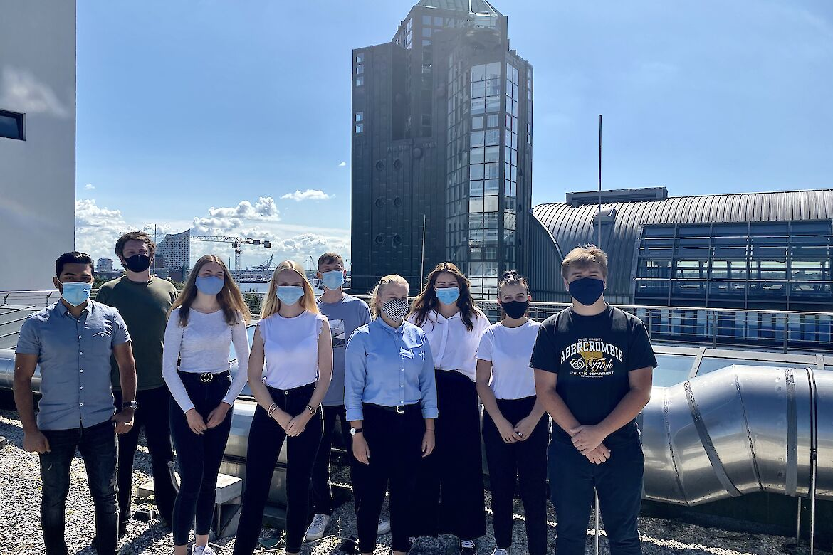 Apprentices Empire Riverside Hotel and Hotel Hafen Hamburg 2020