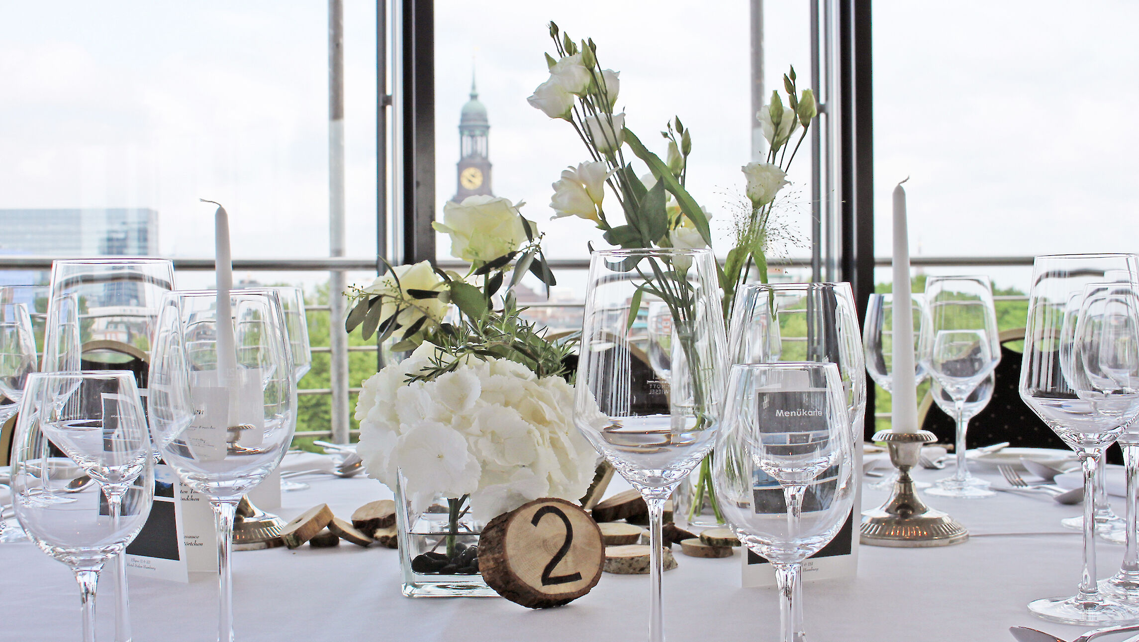 Ellipse l | Wedding Decoration | Hotel Hafen Hamburg